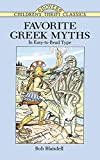Favorite Greek Myths (Dover Childrens Thrift Classics)