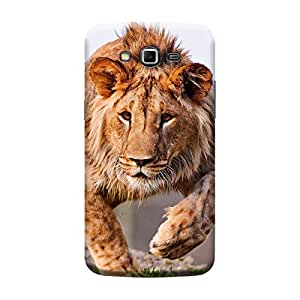 iShell Premium Printed Mobile Back Case Cover With Full protection For Samsung Grand 2 7106 (Designer Case)