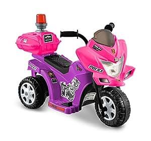 Kid Motorz Lil Patrol 6V, Purple and Pink