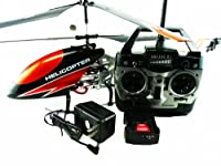 "EST Double Horse RC Helicopter 9118 26"" 3.5ch 2.4G R/C (Colors May Vary) from Double Horse"