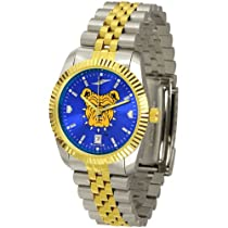 "North Carolina A&T State Aggies NCAA AnoChrome ""Executive"" Mens Watch"