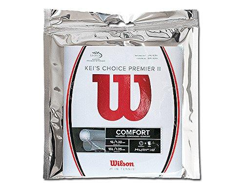 ウィルソン(Wilson) ガット ケイズチョイス プレミア 2 単張りガット WRZ998710