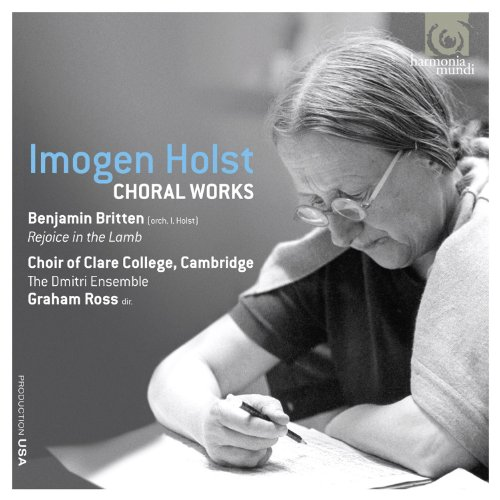 Buy Holst: Choral Works From amazon