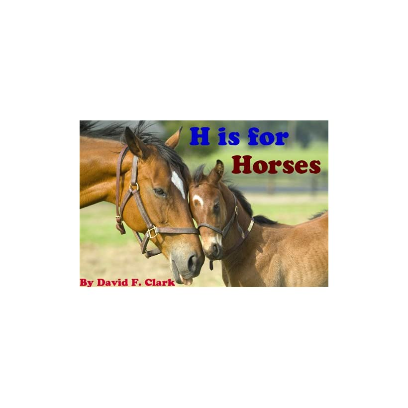 Supplies for the Animal Alphabet H is for Horse Craft