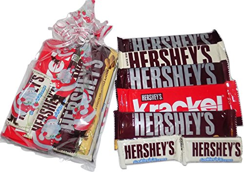 american-hershey-bars-christmas-gift-bag-7-x-items