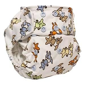 Rumparooz One Size Cloth Pocket Diaper Snap, Kangarooz