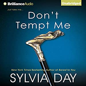Don't Tempt Me Audiobook