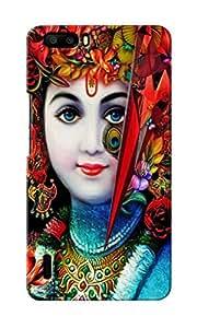 KnapCase Lord Krishna Designer 3D Printed Case Cover For Huwaei Honor 6 Plus
