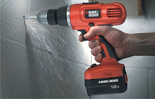 Black and Decker EPC12K2 12-Volts Cordless Drill