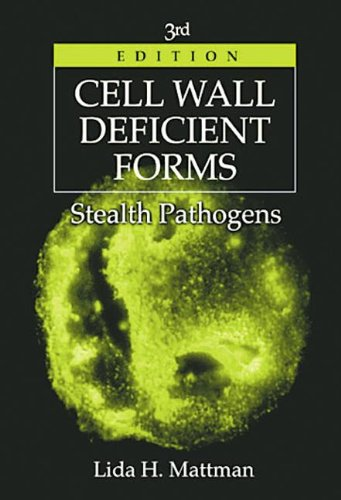 Cell Wall Deficient Forms, Third Edition: Stealth Pathogens