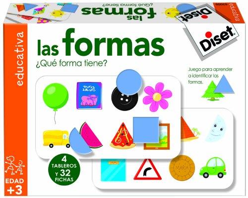 Diset 63009 - Las Formas