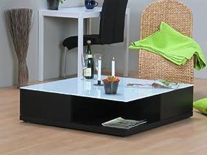 glas couchtisch beistelltisch wohnzimmertisch wenge neu. Black Bedroom Furniture Sets. Home Design Ideas
