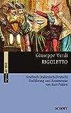 Image de Rigoletto: Textbuch (Italienisch-Deutsch). Textbuch/Libretto. (Opern der Welt)