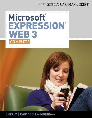 Microsoft® Expression Web 3: Complete