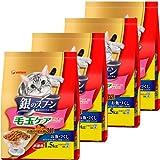 銀のスプーン 毛玉ケア成猫用 お魚づくし 6kg(1.5kg×4袋)