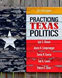 img - for Practicing Texas Politics book / textbook / text book