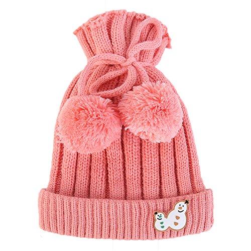 Baby Mützen Mütze Mädchen Cap Kindermützen Wintermütze Kindermütze