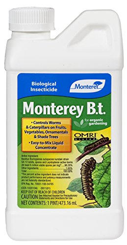 Monterey Caterpillar Killer Pesticide, 1-Pint