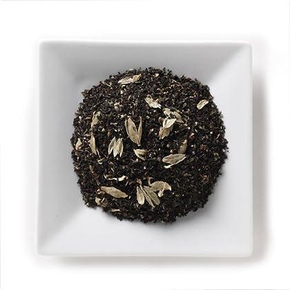 Mahamosa Black Chai Tea Loose Leaf (Looseleaf)- Kashmir Chai Organic Tea 4 oz (with cardamom, nutmeg, black pepper, peppermint, tea) coupons 2015