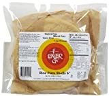 "Ener-G Rice Pizza Shells 6"", 8.89 oz"