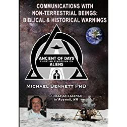 Communications with Non-Terrestrial Beings: Biblical & Historical Warnings