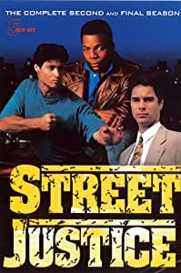 Street Justice (The Complete Second And Final Season)