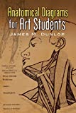 img - for Anatomical Diagrams for Art Students (Dover Art Instruction) book / textbook / text book