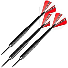 Buy TG 23 Gram Steel Tip Dart Set With Case Darts by TG