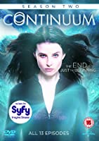 Continuum - Season 2 [DVD]