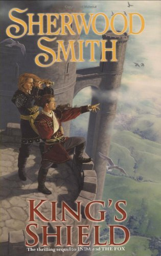 The King's Shield (Inda, Book 3)