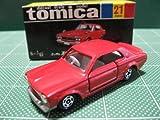 トミカ diecast scale model tomica 黒箱 【21 ニッサンスカイライン2000GT】 S=1/62