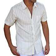 Linen Short sleeve shirt.