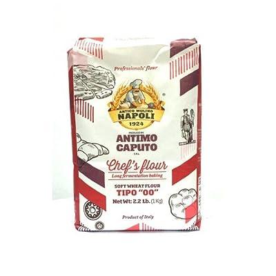 Antico Molino Napoli Antimo Caputo '00' Flour - 2.2 lbs