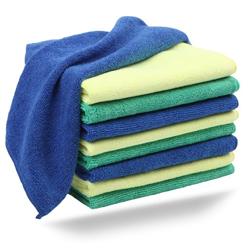 Microfiber Gun Cleaning Cloth: Microfiber Cleaning Cloth (9 Pack)