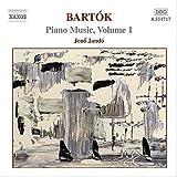 バルトーク:ピアノ作品全集 1 「ピアノ・ソナタ Sz. 80」/「組曲 Sz. 62」/「7つのスケッチ集 Sz. 44」/他