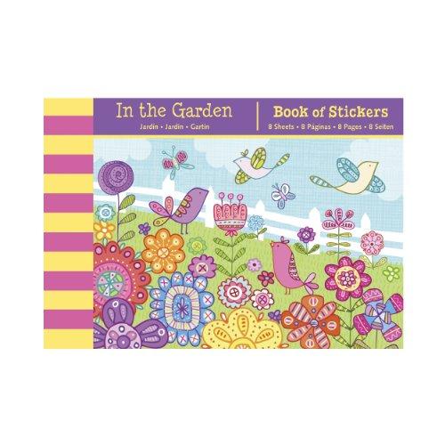 Mudpuppy In the Garden Book of Stickers