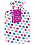 HOT WATER BOTTLE WITH COVER 2L LARGE...
