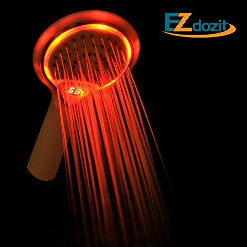 Lowest Price! Further Reduction for a Limited Time on this Amazing Deluxe Shower Head from Ezdozit I...