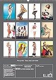 Image de Pin-up-Girls - Sexy, kess und kokett (Wandkalender 2015 DIN A2 hoch): Neckische Pin-u