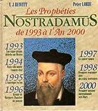 echange, troc Lorie Hewitt - Les propheties de Nostradamus de 1993 a l'an 2000