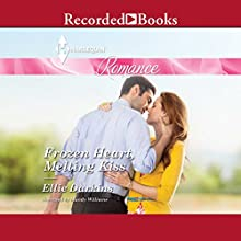 Frozen Heart, Melting Kiss Audiobook by Ellie Darkins Narrated by Mandy Williams