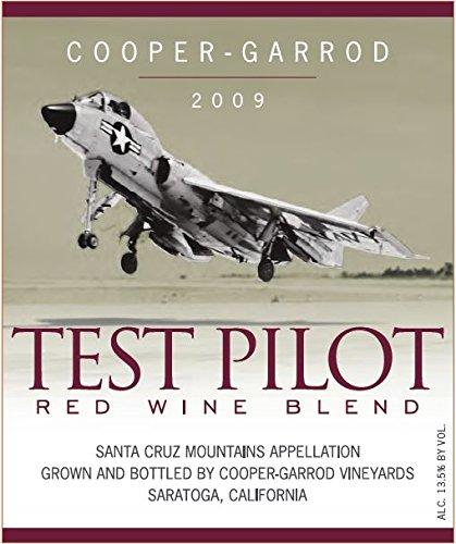 2009 Cooper-Garrod F7U Test Pilot Red Wine Blend 750 Ml