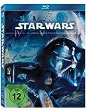 Star Wars: Trilogie IV-VI [Blu-ray] [Alemania]