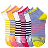 Noble Mount Womens 12-Pairs Everyday Low-Cut Socks