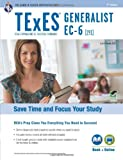img - for TExES Generalist EC-6 (191) Book + Online (TExES Teacher Certification Test Prep) book / textbook / text book