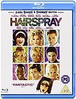 Hairspray: 2 disc Shake & Shimmy Edition [Blu-ray] [2007]