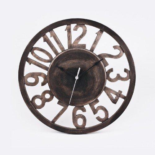 Pajoma Uhr Wagenraddesign 11992 – Holzfaser günstig
