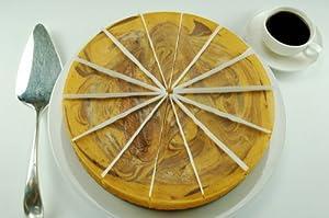 10 Inch Pumpkin Fudge Swirl Cheesecake