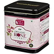 Healthbuddy Organic Rose Green Tea 100 Gm