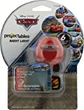 Projectables 11740 Disney Pixar Cars 6-Image LED Projection Night Light